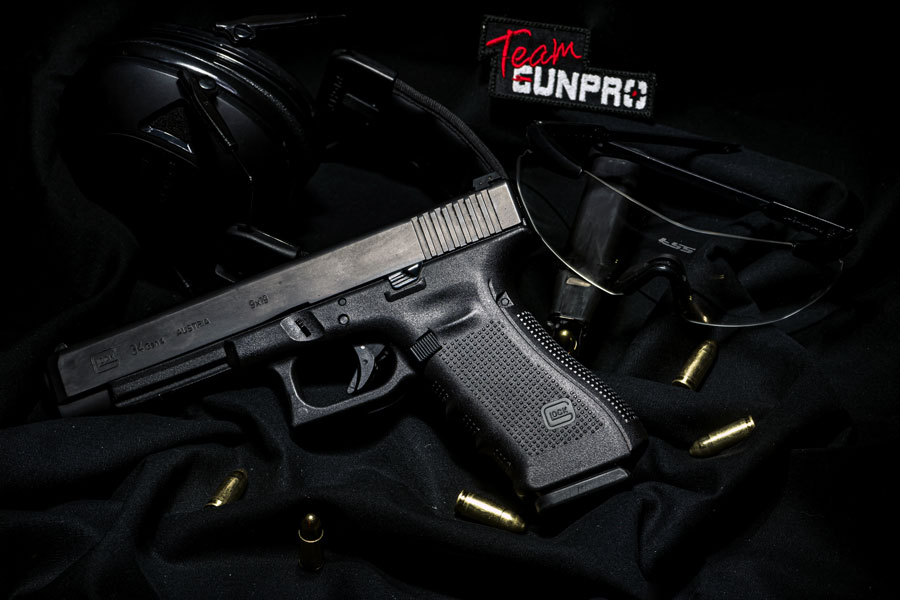 Glock 34 Gen 4 /9mm