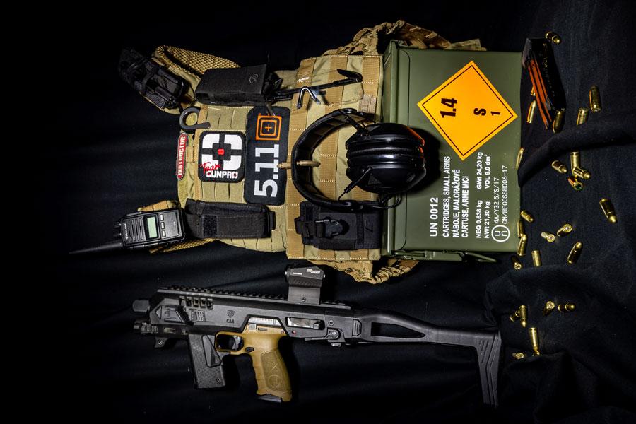 Roni Beretta APX /9mm