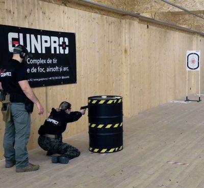 antrenament-pistol